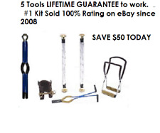 3 Male Enhancement Tools 2 Penis Stretching Traction Devices LIFETIME RETURN