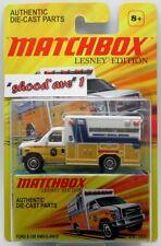 MATCHBOX  FORD E -250 AMBULANCE