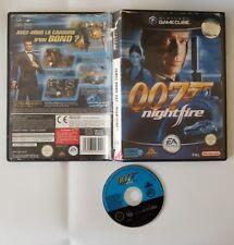 JEU GAMECUBE JAMES BOND 007 NIGHTFIRE EA GAMES ok