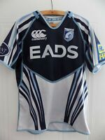 2011 2012 Canterbury Cardiff Blues Rugby Union Mens Jersey Shirt Adults Top Away