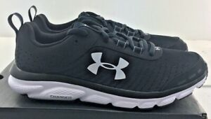 Under Armour Women's Shoes UA W Charged Assert 8  Black / White New #3021972-001