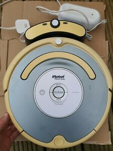 Irobot roomba vacuum cleaner hoover 530
