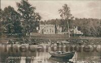 MELROSE Abbotsford House Home Sir Walter Scott Postcard ROXBURGHSHIRE Valentine