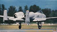 Hasegawa 1:72 A-10A Thunderbolt II False Canopy Scheme Plastic Kit #K140 #04440U