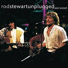 Rod Stewart - Unplugged...And Seated (NEW CD)