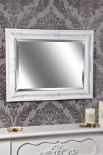 Spiegel Wandspiegel weiss Barock LEILA 65 x 50 cm
