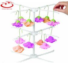 Cake Decorating Paste Flowers Drying Rack Stand Cupcake Icing Sugarcraft Tool
