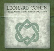 Complete Studio Albums Collection, COHEN,LEONARD, Good Import,Box set