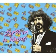 Frank Zappa - Zappa En La Radio (Zappa On The Radio) CD NEW RARE OOP