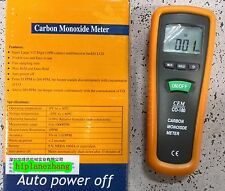 Pocket Carbon Monoxide CO Gas Meter Tester Detector 0-1000PPM Beeper Alarm CO180