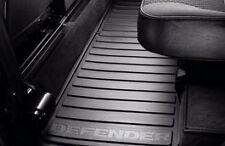 Land Rover Defender 130 Crew Cab 2nd Row Rubber Mat, LR005042