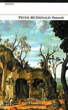 Pastorals,McDonald, Peter,Excellent Book mon0000094481