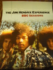 Jimi Hendrix Bbc Sessions Numbered #597 Promo Poster