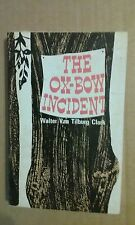 The Ox Bow Incident by Walter Van Tilburg Clark 1962 Paperback Acceptable Cond