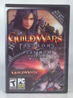 Guild Wars: Factions -- Platinum Edition (PC, 2008)