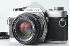 【Exc+5】 Olympus OM-2 SLR w / OM-SYSTEM Zuiko Auto-S 50mm f/1.8 From Japan 19274