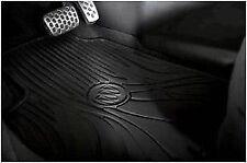12-17 Buick Verano Premium All Weather Front Floor Mats 22890578 Cocoa OEM GM