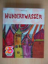 Schmied,Wieland.Hundertwasser 1928-2000 Persönlichkeit Leben Werk