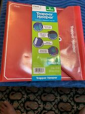 MEAD Red TRAPPER KEEPER Binder 2013 Binder