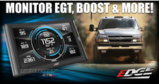Edge Insight CTS2 Gauge Monitor for 2001-2015 Chevrolet GMC 6.6L Duramax Diesel