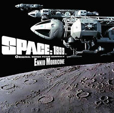 Space 1999  CD Expanded TV Score Limited Edition Ennio Morricone New & Sealed