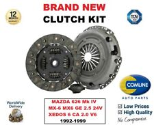 FOR MAZDA 626 Mk IV MX-6 MX6 GE 2.5 24V XEDOS 6 CA 2.0 V6 1992-1999 CLUTCH KIT