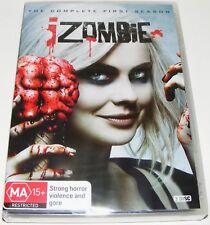 iZombie : Season 1-- (DVD, 2016, 3-Disc Set, New & Sealed)