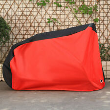 For 2 Bike Waterproof Cycle Bicycle Cover Anti UV Sun Protector Outdoor Storage