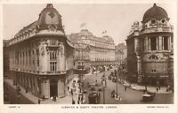 Antique RPPC ALDWYCH & GAIETY THEATRE, LONDON Rotary Photo Real Photo