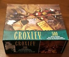 HasbroCroxley 500pc. Puzzle-Old Fashion Fishing Gear. New. Sealed.