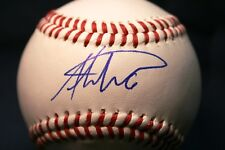 ALEX WHITE AUTOGRAPHED AUTO SIGNED BASEBALL COLORADO ROCKIES COA