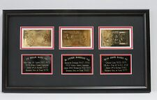 BASEBALL HALL OF FAME INDUCTEES - ENGRAVER'S TRIAL PROOFS **RARE**