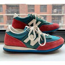 New Balance 620 Sneakers for J.Crew Sz 6 Women Shoes Sneakers BURNT CRIMSON
