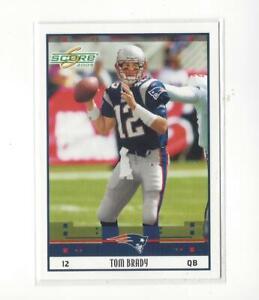 2005 Score #172 Tom Brady Patriots