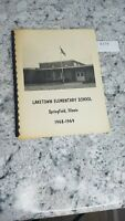 Laketown Elementary School 1968-1969 Yearbook Springfield, Illinois 8.27.9