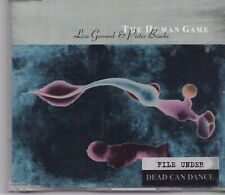 Lisa Gerrard&Pieter Bourke-The Human Game cd maxi single 2 tracks