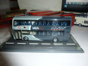 CORGI 1/76 The Witch Way Wight Gemini2 Volvo B9TL Bus Model Rt. X43 Burnley