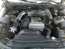 BCP For 92-95 Lexus SC300 GS300 3.0L Ram Air Intake Induction Kit +BLACK Filter