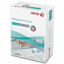 Xerox Multipurpose Plus Paper 24lb 96 Bright Letter Size 8-1/2 x 11 - Mega Ream