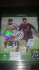 FIFA 15 (Microsoft Xbox ONE) Fun family soccer game football pal xbox1 free post