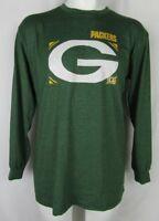 Green Bay Packers NFL Team Apparel Men's Green T-Shirt