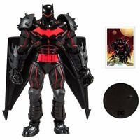 DC Armored Wave 1 Batman Hellbat Suit 7-Inch Action Figure (PRE-ORDER)