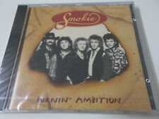SMOKIE - BURNIN' AMBITION - 1993 CD ALBUM - NEU!