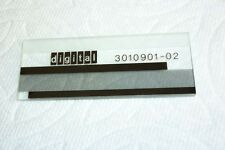 DIGITAL Glass linear scale, 72 UM, 2.6 inch long, Microscope?, 3010901-02 NEW