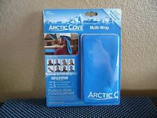Arctic Cove 10 in. x 20 in. Multi-Wrap Towel With Chillstitch Technology