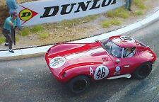 Probuild 1/32 RTR  Slot Car c1960's BILL THOMAS CHEETAH COUPE  # 46 RED - M/B