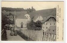 AK Mariazell, Heil. Brunn-Kapelle, Gasthaus, 1906