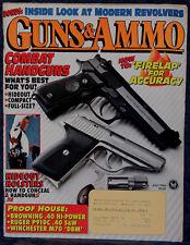 Magazine GUNS & AMMO July 1993 SAVAGE 116FSK Kodiak RIFLE, BROWNING Hi-Power .40