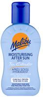 2 x Malibu Moisturising After Sun With Tan Extender Lotion 200ml Each Prolongs