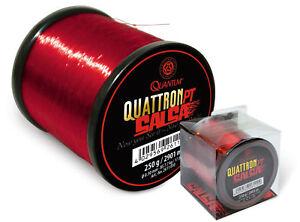 1m=0,02€ Quantum Quattron Salsa 0,40mm 1632m Karpfen Angelschnur